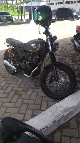 Kawasaki W 175 modif