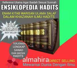 Ensiklopedia Hadits 1-6