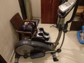 Kettler cross trainer elliptical