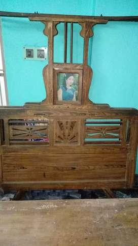 Wooden (Old Model) Bed