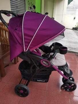 Stroller babyelle like new