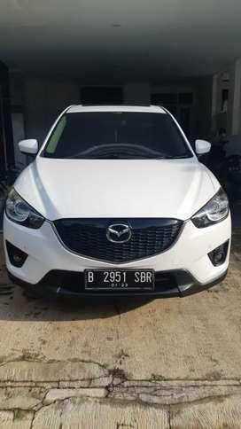 Mazda CX5 Istimewa Barang Simpanan