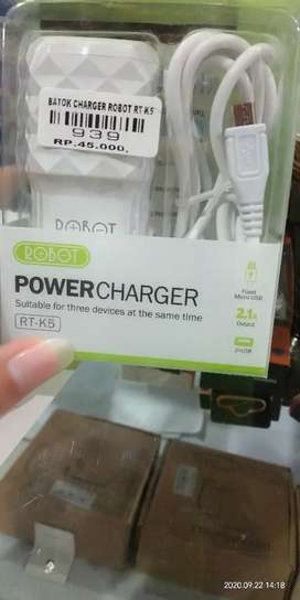 Robot Power Charger harger