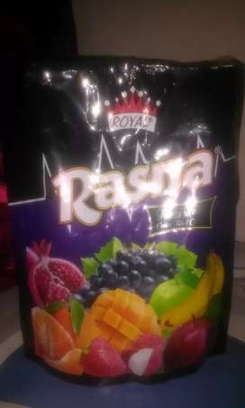 Rasna mix fruit and icecool candy .