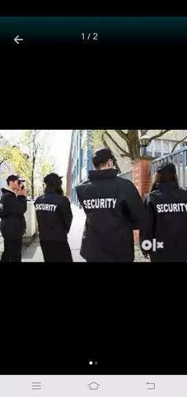 Security Guard job Joining on the spot Day and night shift available