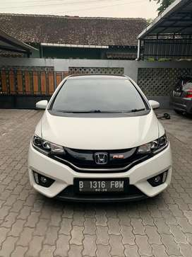 Jazz RS GK5 BLACK TOP LIMITID EDITION AT 2014