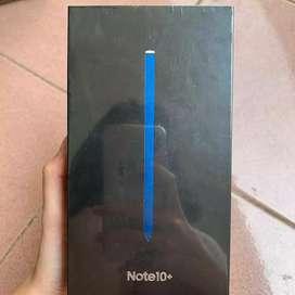 Samsung note 10 plus samsung note 10 plus new 1 tahun  .