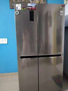 LG Refrigerator  in very good working condition 1year old.