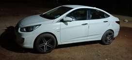 Hyundai Verna 118000 Km Driven