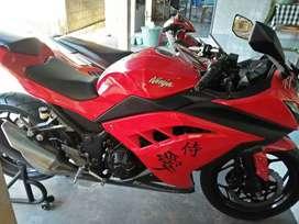 Ninja fi 2014 'cash /kredit bali dharma motor