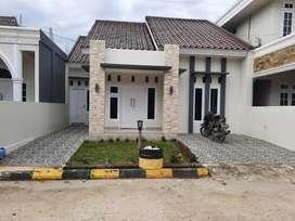 disewakan 1 unit Rumah baru