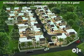 3BHK Duplex villa + 4cent Land for sale in Kottayi