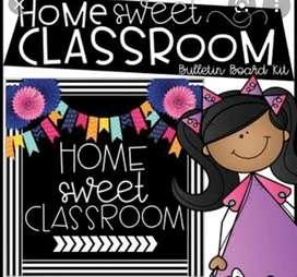 Home teaching
