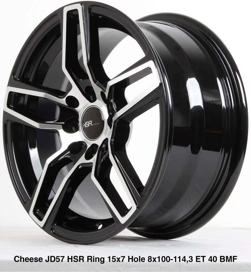 velg mobil racing r15 for mobilio freed veloz dll 0