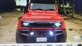 Shree Ganesh motors modified Jeep Mandi dabwali Haryana
