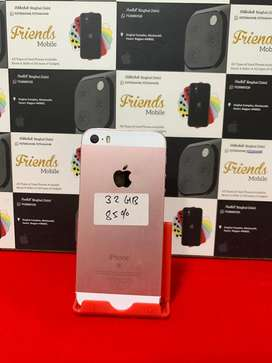 I phone SE 32 gb rose gold ( no time pass )