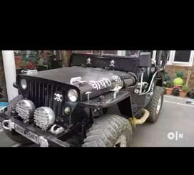 Open Willy's jeep on rent