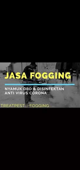 Jasa Fogging Nyamuk DBD malaria Gresik dukun pemukiman perumahan