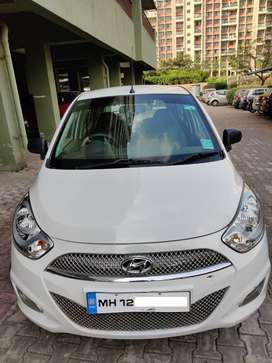 Hyundai i10 very less driven, best condition