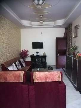 Sale of 2 BHK Flat  in the 3rd floor of the apartment.