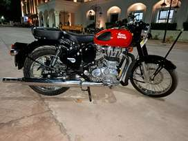 Bullet classic 350 abs