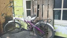 Sepeda lipat phoenix