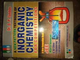 Inorganic chemistry for all competitive exam