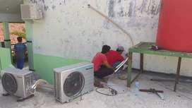Servis AC, Kulkas, mesin cuci jombag