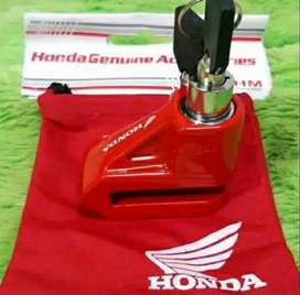 Kunci Cakram Ori Honda