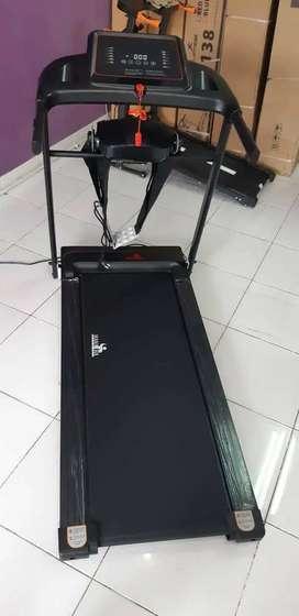 Treadmill Elektrik 2 Fungsi Massager AJ022