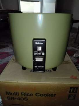 National Multi Rice Cooker