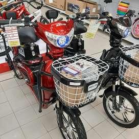 Sepeda listrik selis bisa kredit