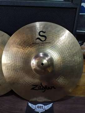 "Thin Crash Zildjian S 18"""