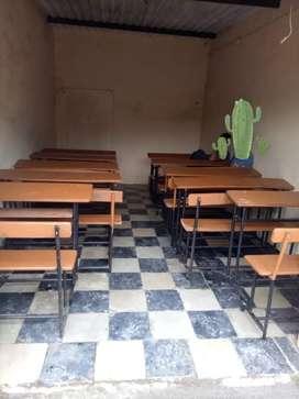 Classes bench