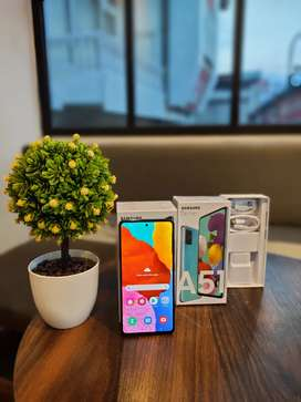 Samsung A51 Ram 6GB Second Bergaransi Resmi