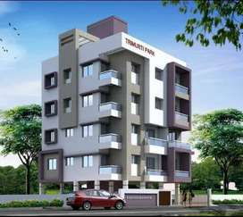lavish 1bhk flats for sale near dudulgaon at 2200000 rs only