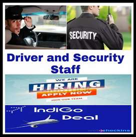 Required in indiGo Airlines Drivers.