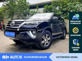 [OLX Autos] Toyota Fortuner 2019 2.4 G A/T Diesel Hitam #Victorindo