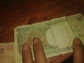 Uang 500 monyet