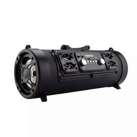 YINEW Outdoor Portable Bluetooth Speaker Subwoofer with Mic - CH-M17