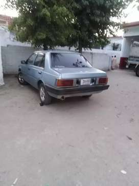 Nissan sunny 85 model available for sale