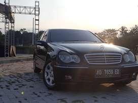 Mercedes-Benz C240 Elegance Facelift