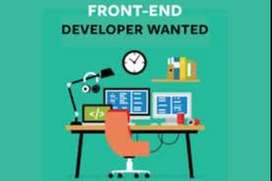 Experienced Front end Developer