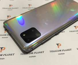 Samsung note 10 lite 4 month used