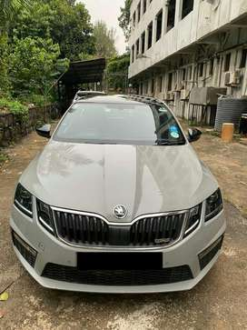 Skoda Octavia RS 1.8 Turbo, 2017, Petrol