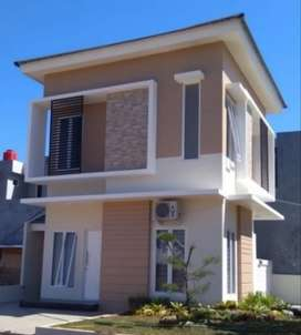 Rumah 2 Lantai , 674jutaan lokasi antang makassar