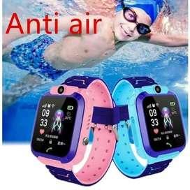 [ORIGINAL.!!]  TAHAN AIR..Jam tangan anak type Q gps/smartwatch..iMO