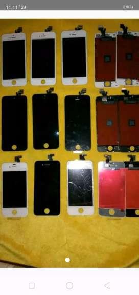 Lcd iphone 6 plus dengan pemasangan
