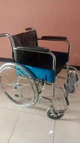Kursi roda crome sernity 950