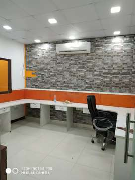 1 cabin, 1 conference, 6 seats for Rent in sector 6 Noida.